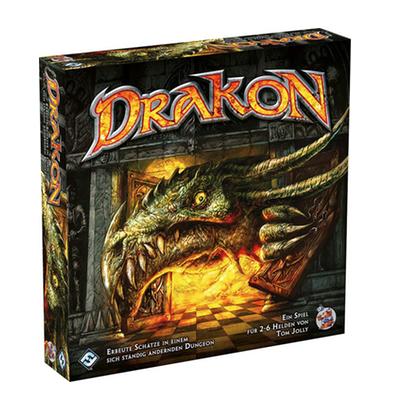 Drakon 4. Edition – DE