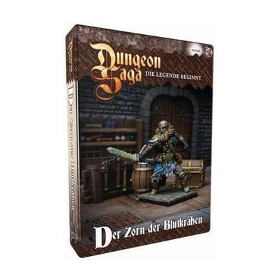 Dungeon Saga: Der Zorn der Blutkrähen (Promo) – DE