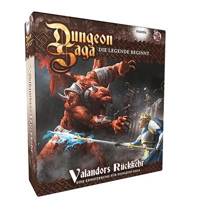 Dungeon Saga: Valandors Rückkehr – DE
