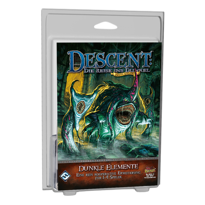 Descent 2. Edition: Dunkle Elemente (POD) – DE