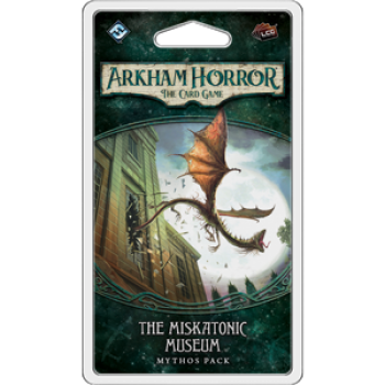 Arkham Horror LCG: Dunwich 1 – the Miskatonic Museum – EN