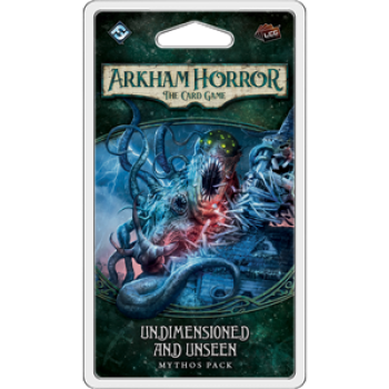 Arkham Horror LCGe: Dunwich 4 – Undimensioned and Unseen