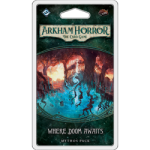 Arkham Horror LCG: Dunwich 5 – where doom awaits – EN