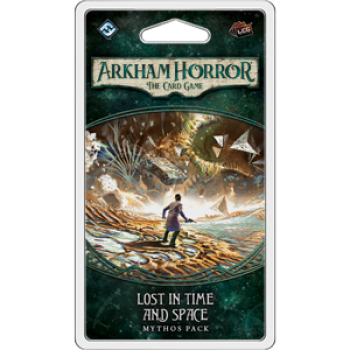 Arkham Horror LCG: Dunwich 6 – lost in time and space – EN