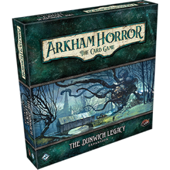 Arkham Horror LCGe: The Dunwich Legacy