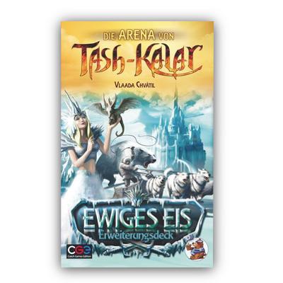 Arena von Tash Kalar: Ewiges Eis – DE