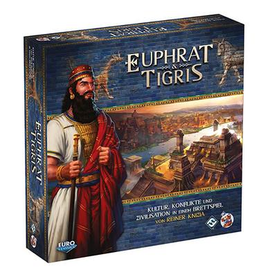 Euphrat und Tigris – DE