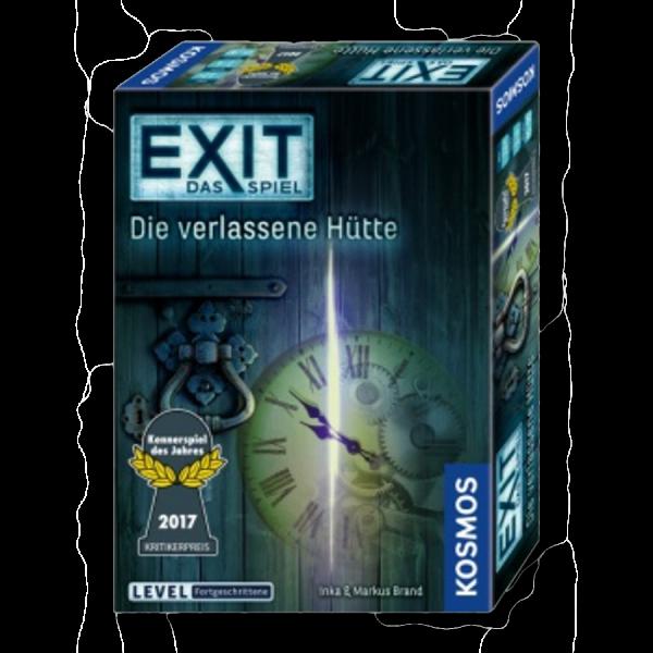 Exit das Spiel: Die verlassene Hütte