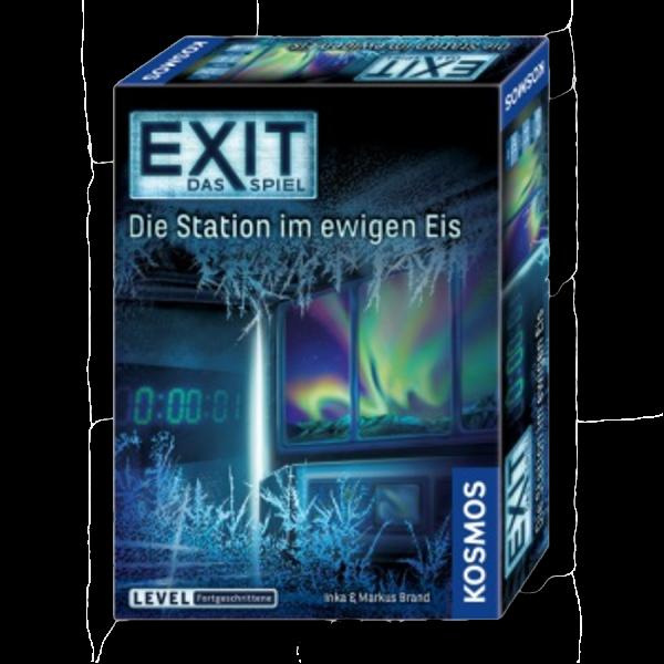 Exit das Spiel: Die Station im ewigen Eis – DE