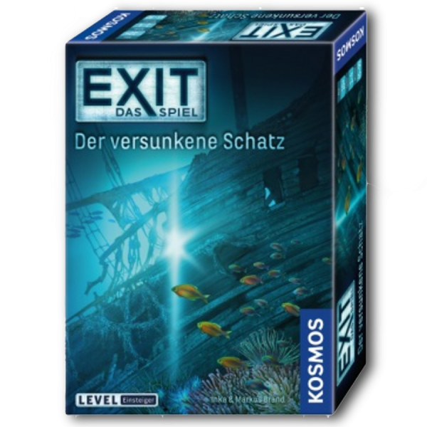 Exit das Spiel: Der versunkene Schatz – DE