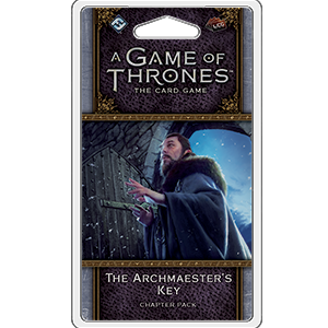AGoT 2nd Edition: Flight of Crows 1 – the Archmaester's Key – EN