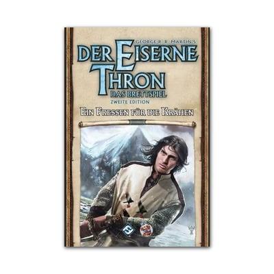 Der Eiserne Thron Brettspiel: ein fressen für die Krähen – DE