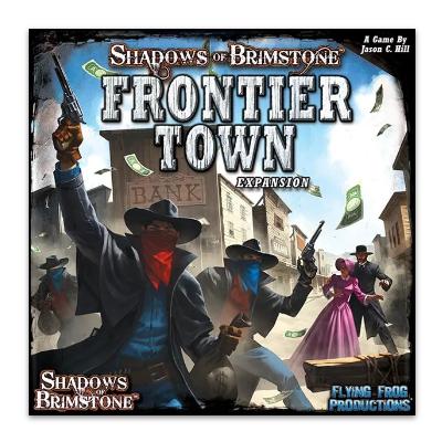 Shadows of Brimstone: Frontier Town – EN