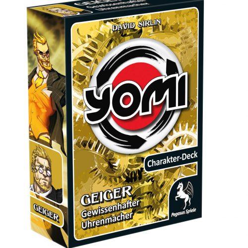 Yomi: Geiger