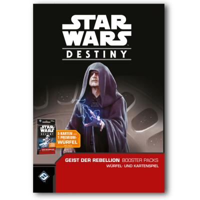 """Star Wars Destiny: Geist der Rebellion """"Display"""" – DE"""