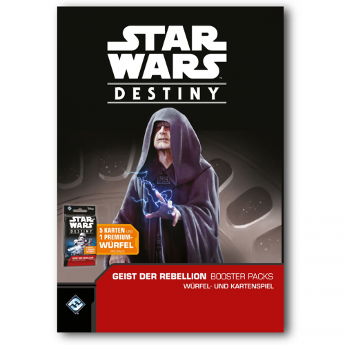 "Star Wars Destiny: Geist der Rebellion ""Display"" – DE"