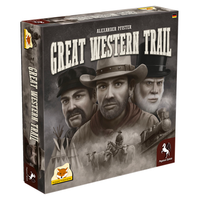 Great Western Trail – DE