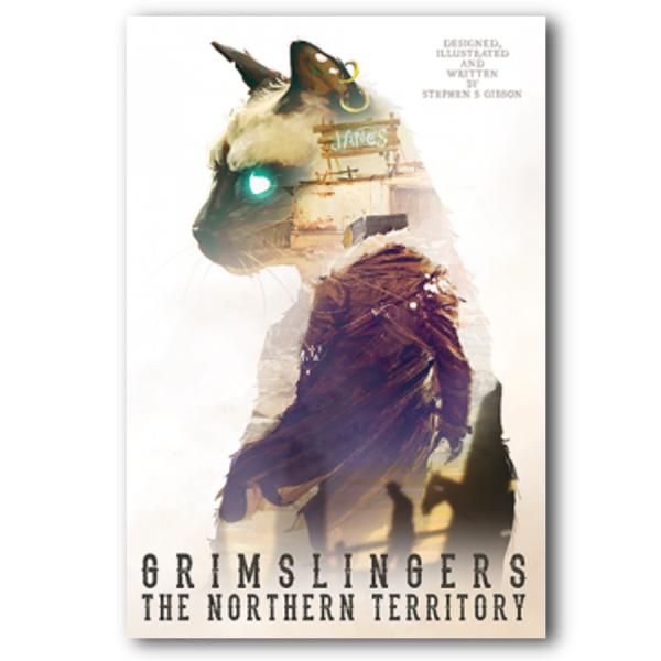 Grimslingers: the Northern Territory – EN