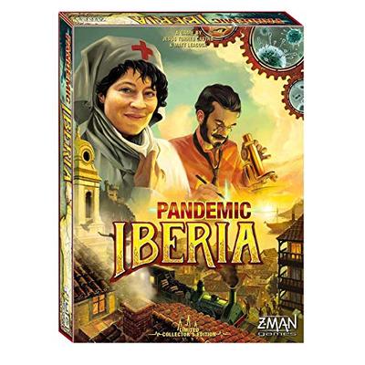 Pandemic: Iberia – DE/EN