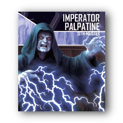 Star Wars Imperial Assault: Imperator Palpatine
