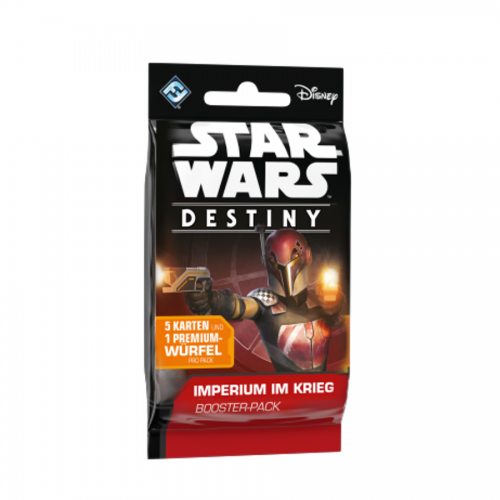 "Star Wars Destiny: Imperium im Krieg ""Display"" – DE"