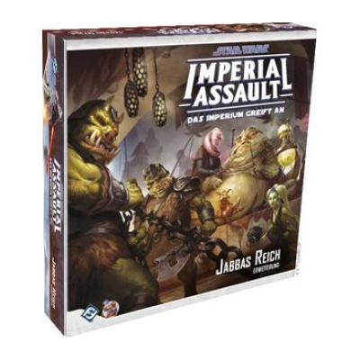 Star Wars Imperial Assault: Jabbas Reich – DE