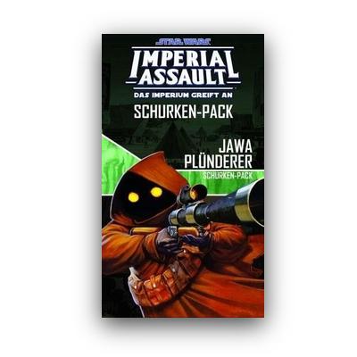 Star Wars Imperial Assault: Jawa Plünderer