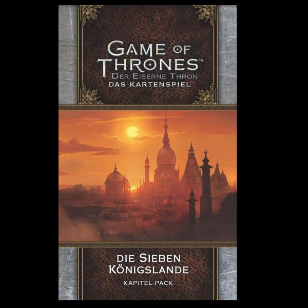 AGoT 2. Edition: Krieg der fünf Könige 1 – Die 7 Königslande – DE