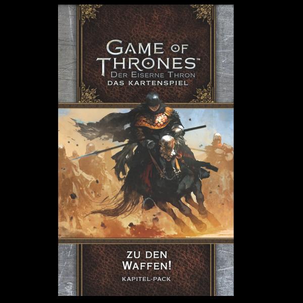 AGoT 2. Edition: Krieg der fünf Könige 2 – zu den Waffen – DE