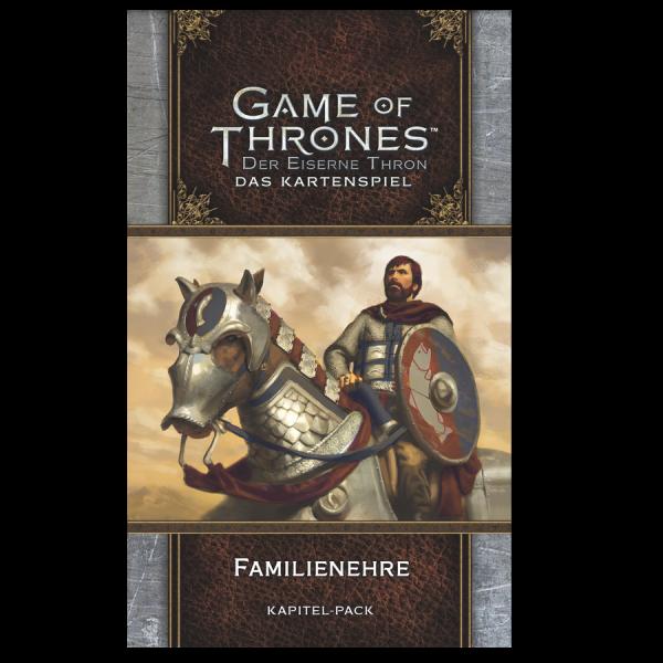 AGoT 2. Edition: Krieg der fünf Könige 3 – Familienehre – DE