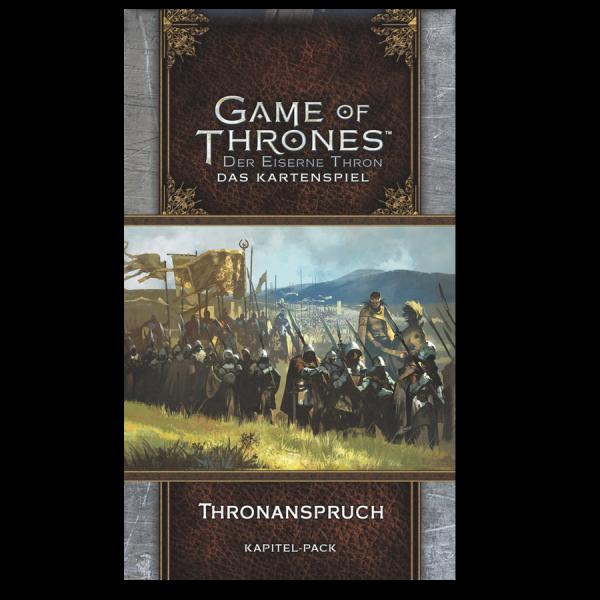 AGoT 2. Edition: Krieg der fünf Könige 4 – Thronanspruch – DE