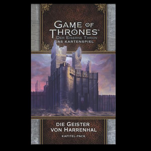 AgoT 2. Edition: Krieg der fünf Könige 5 – die Geister von Harrenhal – DE