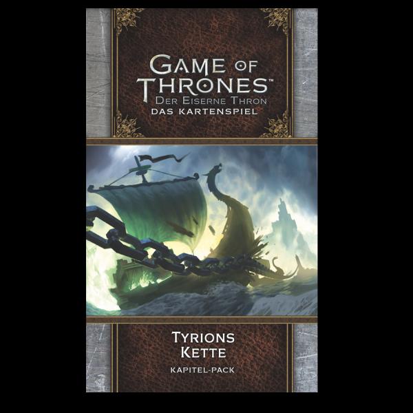 AGoT 2. Edition: Krieg der fünf Könige 6 – Tyrions Kette – DE