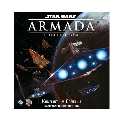 """Star Wars Armada: Konflikt um Corellia """"Kampagnen-Erweiterung"""" – DE"""