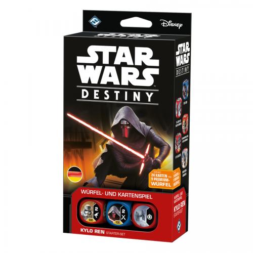 Star Wars Destiny: Starter Kylo Ren – DE