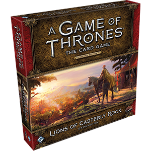 AGoT 2nd Edition: Lions of Casterly Rock – EN