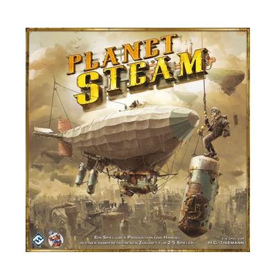 Planet Steam – DE