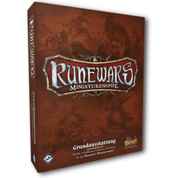 Runewars Miniaturenspiel: Grundausstattung