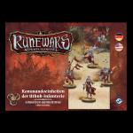 Runewars Miniaturenspiel: Uthuk – Kommandoeinheiten der Uthuk Infanterie