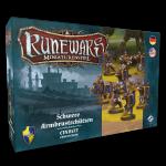 Runewars Miniaturenspiel: Daqan – schwere Armbrustschützen