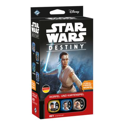 Star Wars Destiny: Starter Ray -DE