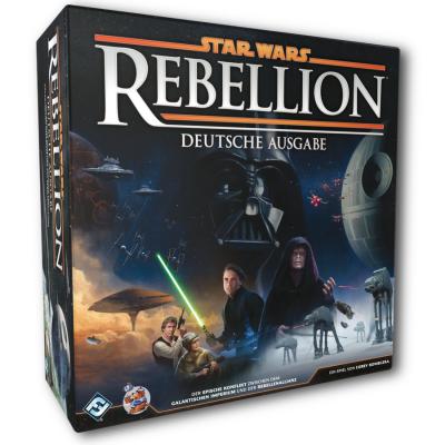 Star Wars Rebellion – DE