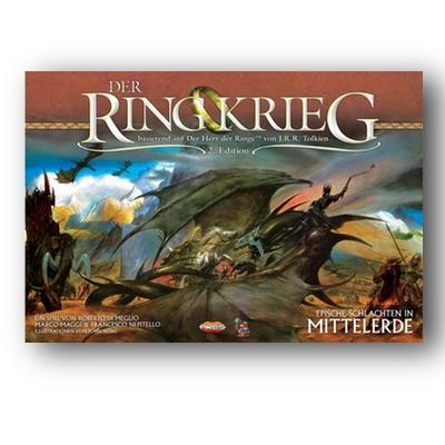 "Der Ringkrieg ""2. Edition"" – DE"