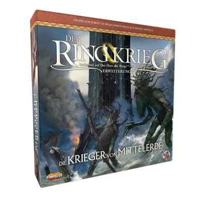 Der Ringkrieg: die Krieger von Mittelerde – DE