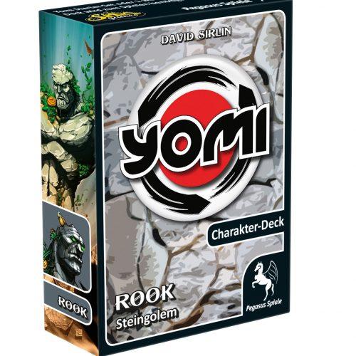 Yomi: Rook