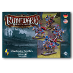 Runewars Miniaturenspiel: Daqan – Eidgebundene Kavallerie