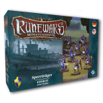 """Runewars Miniaturenspiel: Daqan – Speerträger """"Einheit"""""""