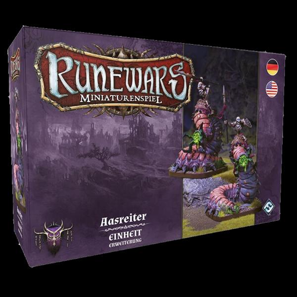 Runewars Miniaturenspiel: Waiquar – Aasreiter