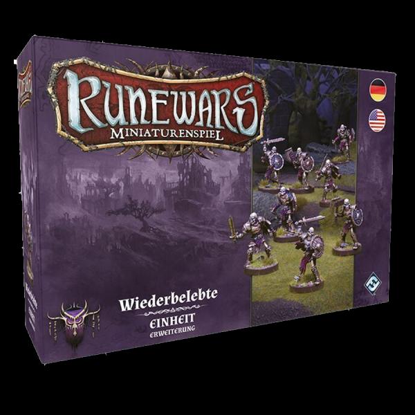 """Runewars Miniaturenspiel: Waiquar – Wiederbelebte """"Einheit"""""""