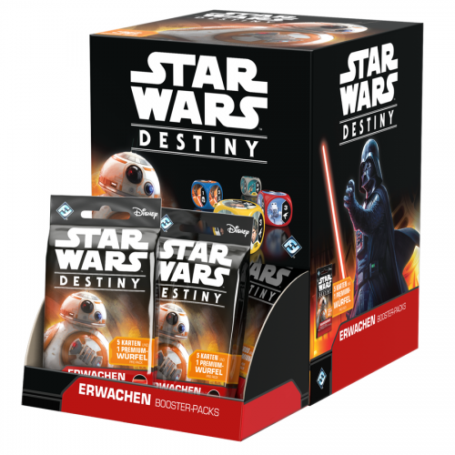 "Star Wars Destiny: Erwachen ""Display"" – DE"